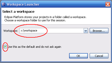 how to delete project from eclipse workspace